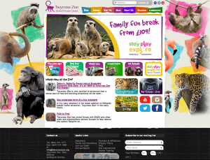The New site Launched 4th April 2014